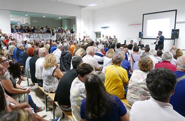 Il pubblico numeroso
