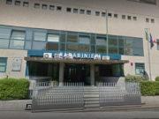 La caserma dei carabinieri di Pesaro