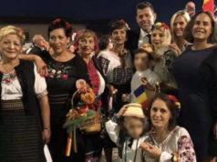 Il gruppo delle Donne Migranti alla Festa dei popoli a Senigallia