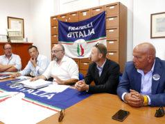 I vertici locali e provinciali di Fratelli d'Italia