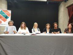 La presentazione del progetto Marche Crea