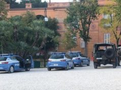La Polizia di Stato a Piazza Cavour
