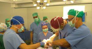 La preparazione dell'intervento