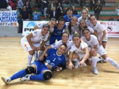 Il Città di Falconara vittorioso con il Cagliari nel campionato di futsal serie A femminile