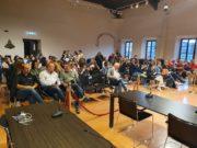 La grande partecipazione dei genitori all'assemblea
