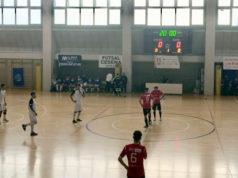 Il fischio d'inizio di Futsal Cesena-Corinaldo