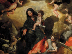 """Una delle opere della mostra """"Barocci e Barocceschi"""" alla pinacoteca diocesana di Senigallia"""