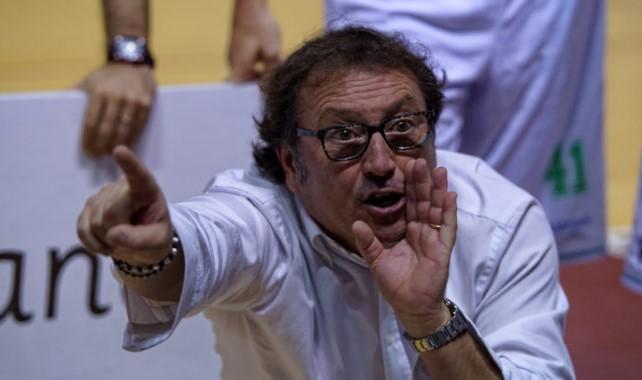 Paolo Regini, coach del Campetto Basket Ancona