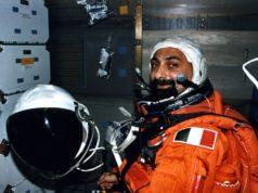 Umberto Guidoni, primo astronauta europeo a volare nello spazio per raggiungere la stazione internazionale Iss