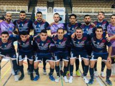 L'Italservice Pesaro scesa in campo in Champions League contro il Georgians Tbilisi