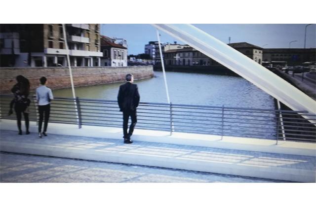 Rendering del nuovo Ponte II Giugno