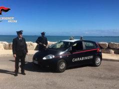 I Carabinieri di Montemarciano impegnati dei controlli del territorio