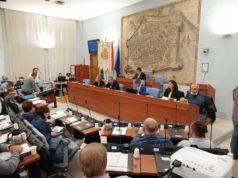 La seduta del consiglio comunale