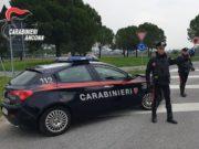 Carabinieri a Jesi