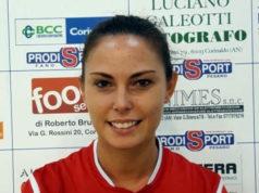 Giorgia Giulioni, un gol al debutto in campionato