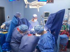 L'intervento di chirurgia mininvasiva con il robot Da Vinci agli ospedali riuniti Marche Nord di Pesaro
