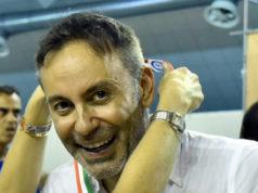 Lorenzo Pizza, patron dell'Italservice Pesaro