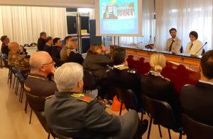 A scuola di legalità grazie al progetto dell'istituto Panzini di Senigallia in collaborazione con le forze dell'ordine e i corpi militari