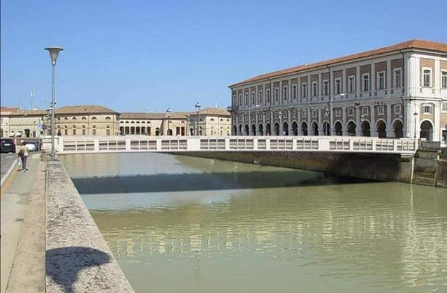 Il progetto del nuovo ponte II Giugno redatto dall'ing. Marco Petrangeli nel 2015