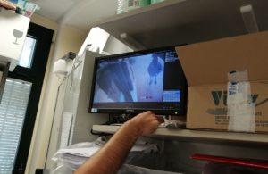 Il controllo delle immagini di videosorveglianza