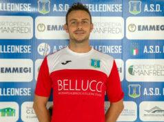 Stefano Spadoni, capitano della Castelleonese
