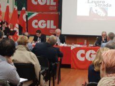 L'assemblea generale regionale di Cgil svoltasi ad Ancona