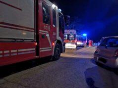 I soccorsi in via del Molinello, Senigallia
