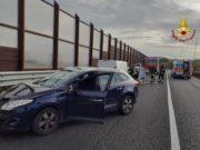 Incidente sulla complanare a Senigallia
