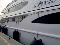 Lo yacht ove lavorava la steward irlandese