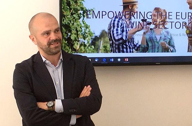 Alessio Cavicchi, docente UniMC di marketing del territorio, coordinatore dei progetti FoodBiz e The Wine Lab