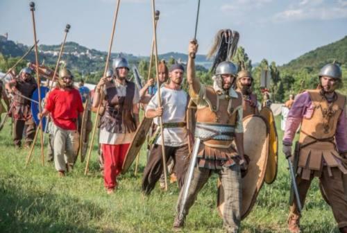 La storica Battaglia delle Nazioni rivive a Sassoferrato