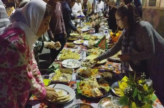 Osimo, tanta gente alla festa del Ramadan condiviso