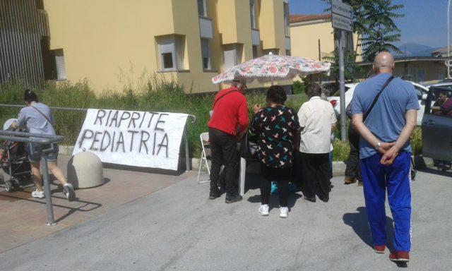 Riaprire Pediatria a Fabriano, già raggiunte 8mila firme