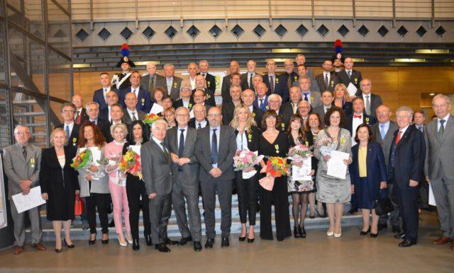 Maestri del Lavoro: i nomi dei 42 marchigiani premiati