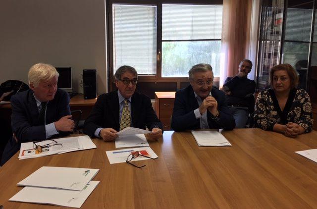 La presentazione dei dati ambientali rilevati dall'Arpam nella regione Marche