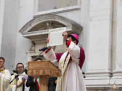 La proclamazione del Decreto d'Indizione del Giubileo Lauretano ( F)oto Diletta D'Agostini