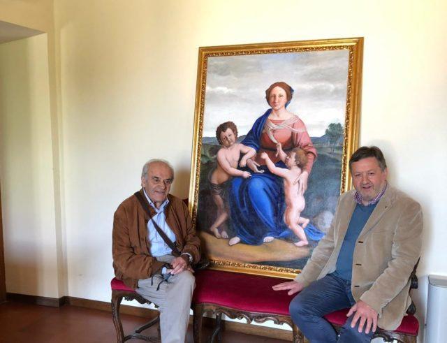 Opera di Mario Toni donata al comune di Sassoferrato