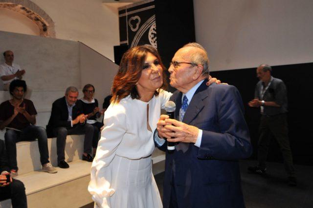 Fabriano, Francesco Merloni compie 95 anni: gli auguri dei suoi dipendenti