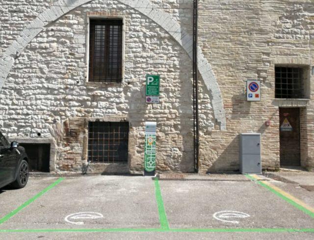 Mobilità elettrica, arrivano a Sassoferrato le stazioni di ricarica