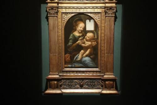 """Dall'Hermitage """"La Madonna Benois"""". A Fabriano uno dei capolavori di Leonardo"""