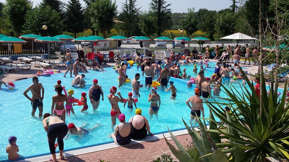 Osimo, le piscine di Campocavallo riaprono i battenti