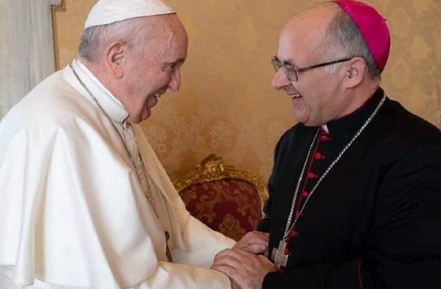 «Non abbiate paura», il messaggio di speranza del Vescovo di Fabriano