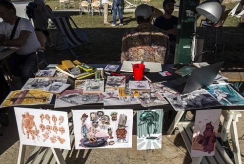 """Loreto, al via il """"Reasonanz comics festival"""""""