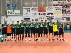 La Sampress Nova Volley Loreto in vetta alla classifica