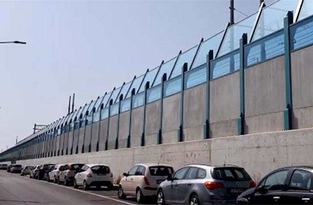 Barriere fonoassorbenti a Senigallia, la Lega propone soluzioni meno impattanti