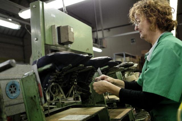 Calzaturiero e Made in Marche. Sabatini: «In due mesi e mezzo messi in campo 8 milioni»