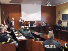 L'intervento del presidente della Camera di Commercio delle Marche Gino Sabtini al seminario in tema di legalità e tutela dell'ambiente