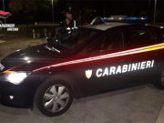 La pattuglia dei Carabinieri a Montemarciano