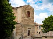 La chiesa - Collegiata di San Francesco di Corinaldo. Foto da corinaldoturismo.it