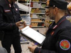 """I controlli dei Carabinieri forestali nell'ambito della normativa """"cites"""" sulla tracciabilità degli alimenti"""